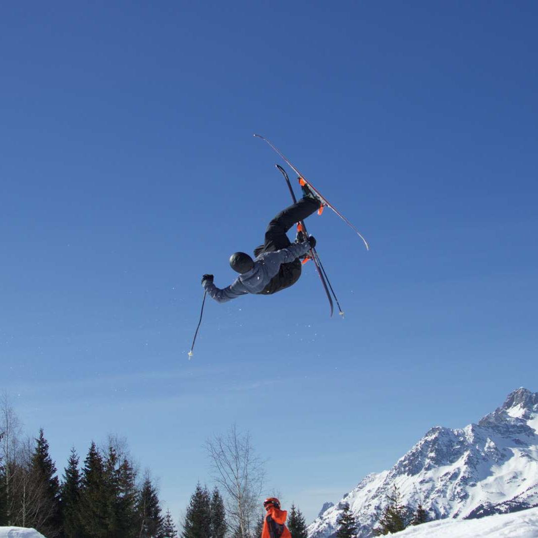 Image Article, Efterskole, Ski, Freestyle