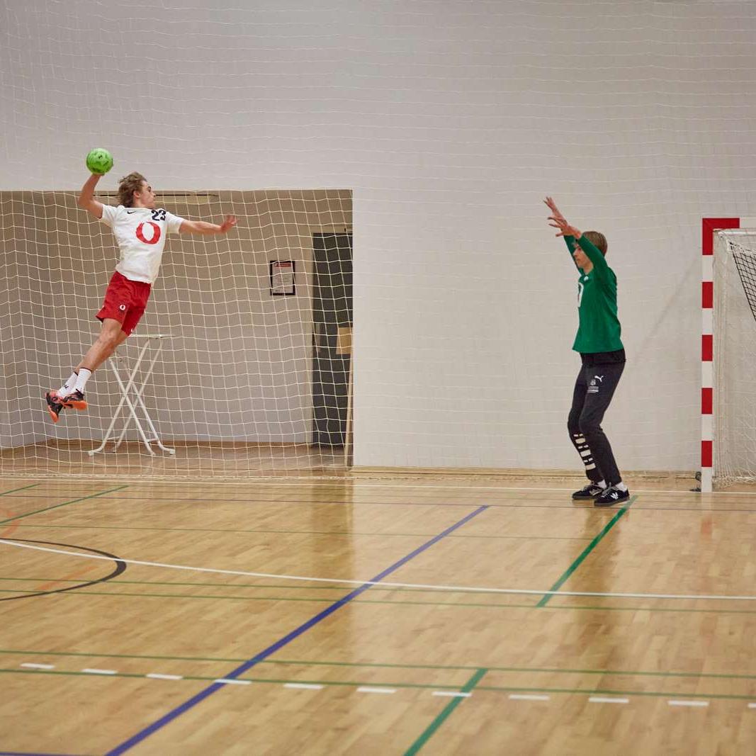 Håndbold, Efterskole, Image Article