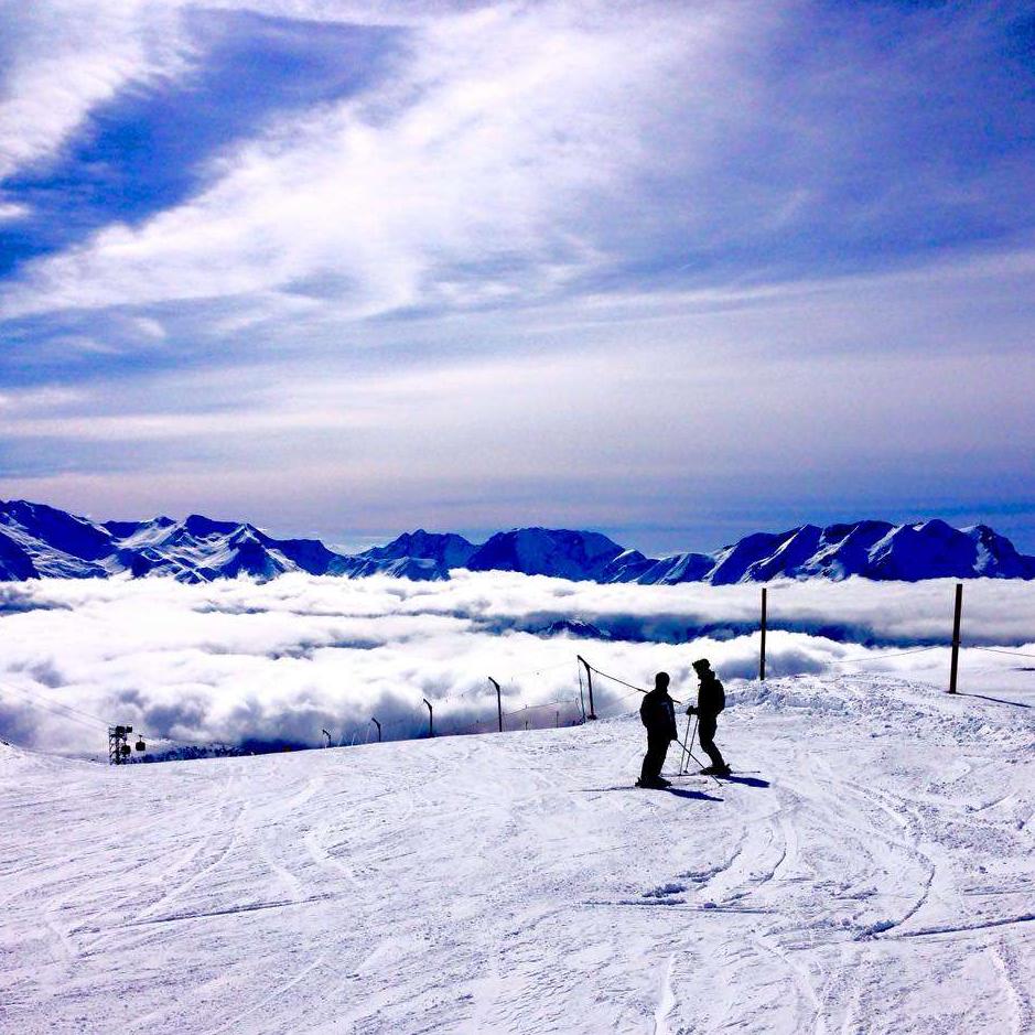 Image Article, Efterskole, Ski
