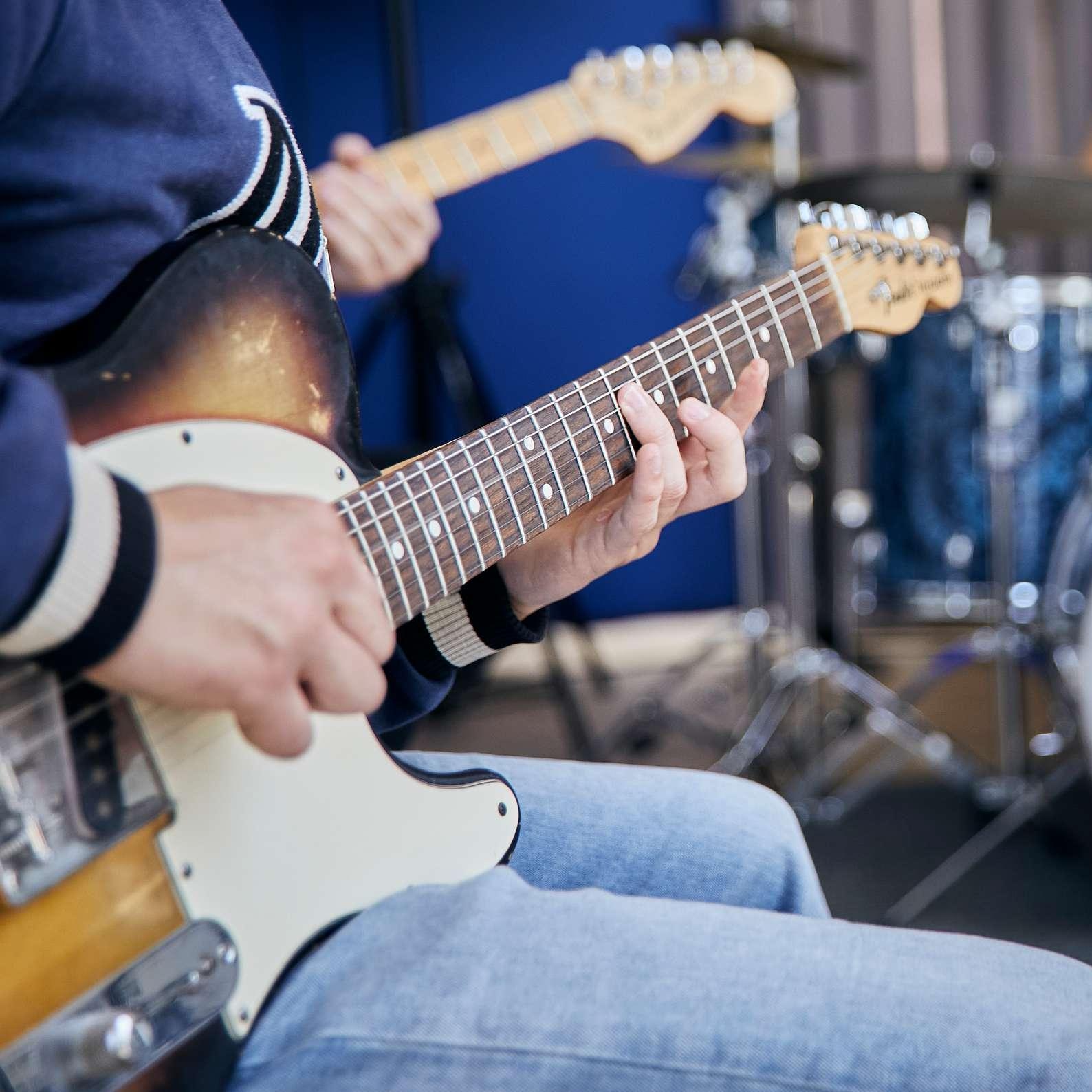 Image Article, Efterskole, Musik