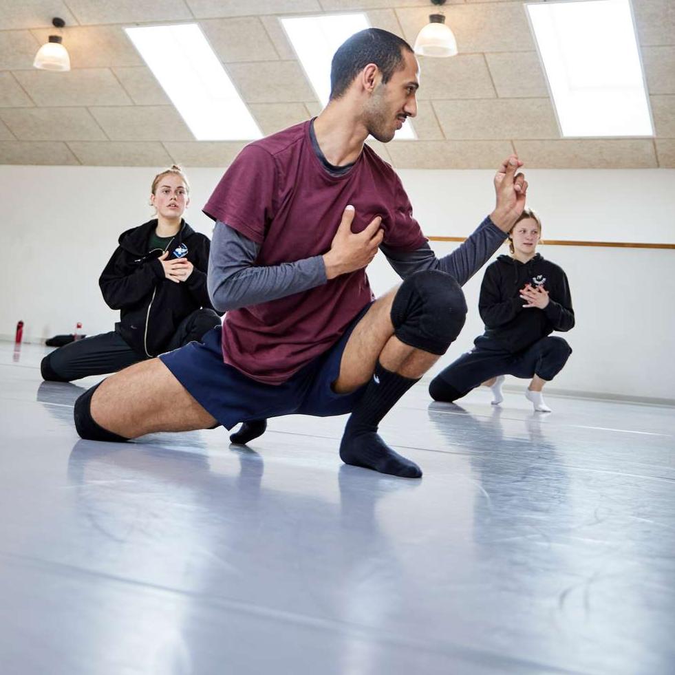 Dans, Gym, Image Article