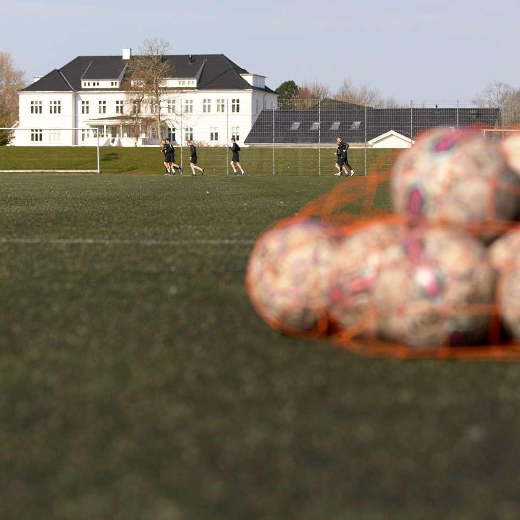 Image, Article, Fodbold, Højskole