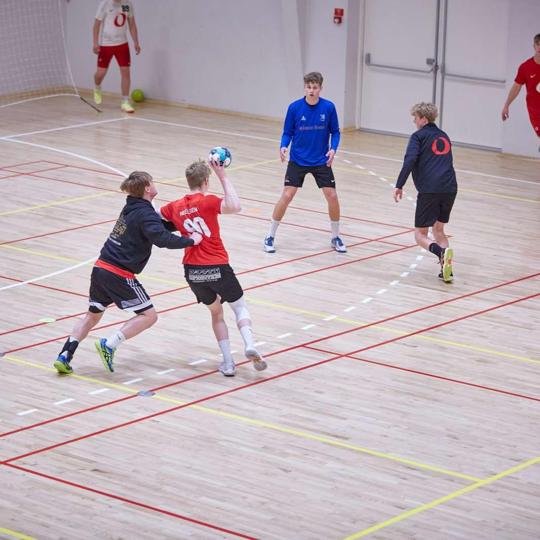 Håndbold, Kostgymnasium, Image Article, 1