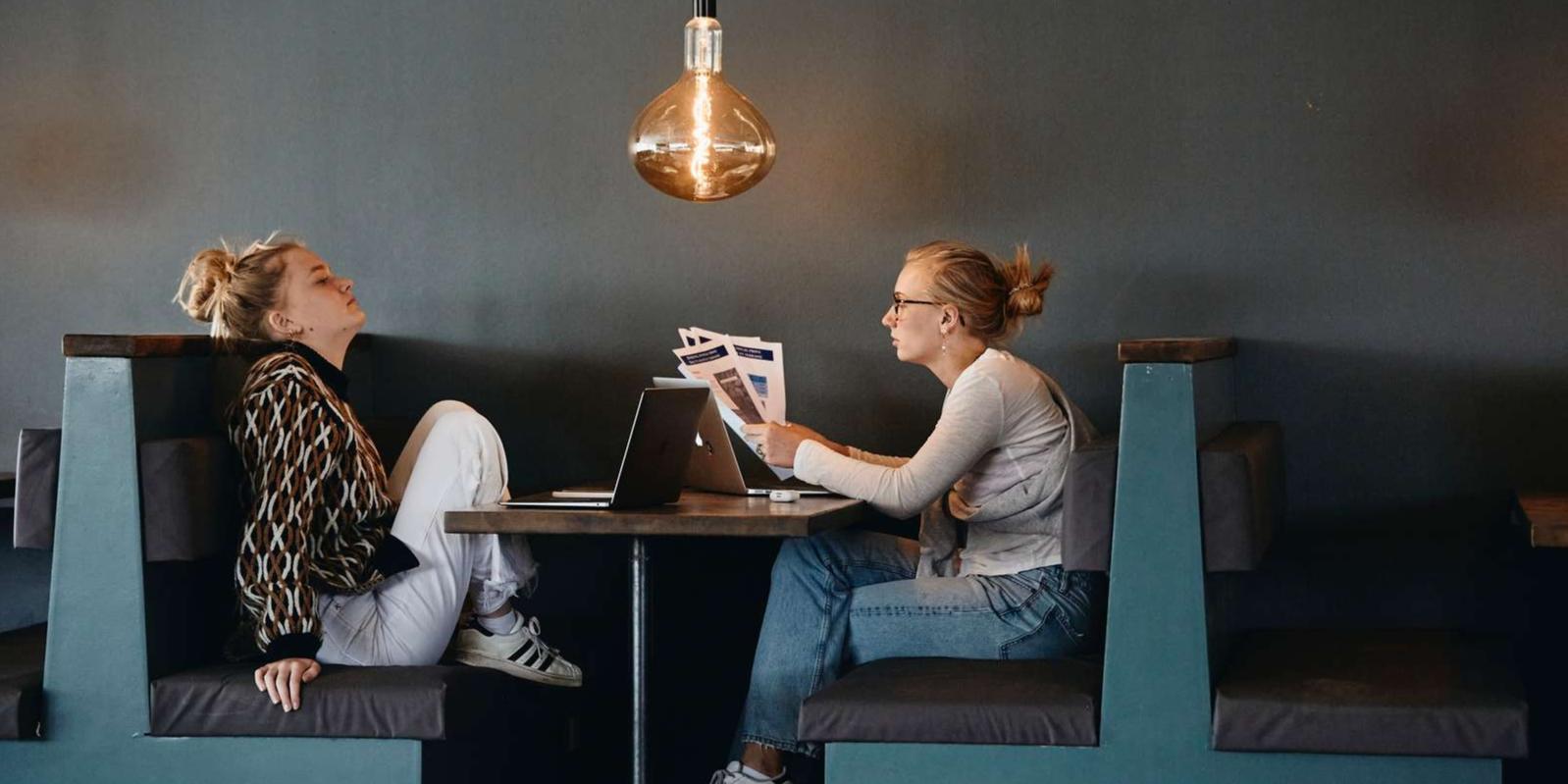 Header, Socialt billede, Café