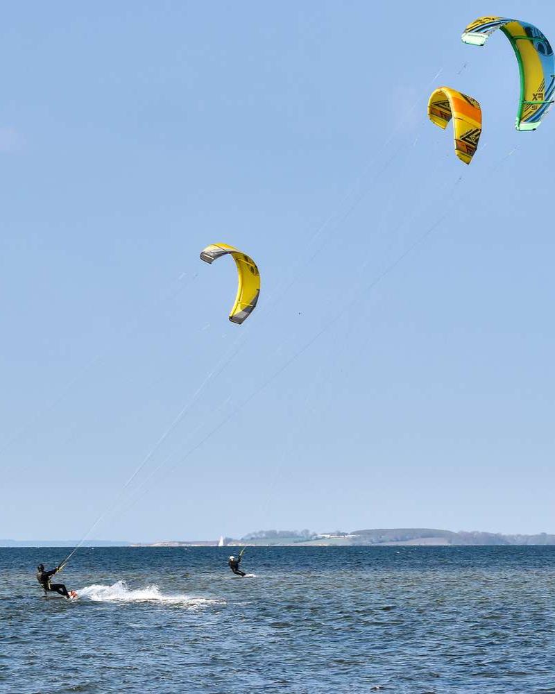 List Of Subject, Adventure, Kitesurfing