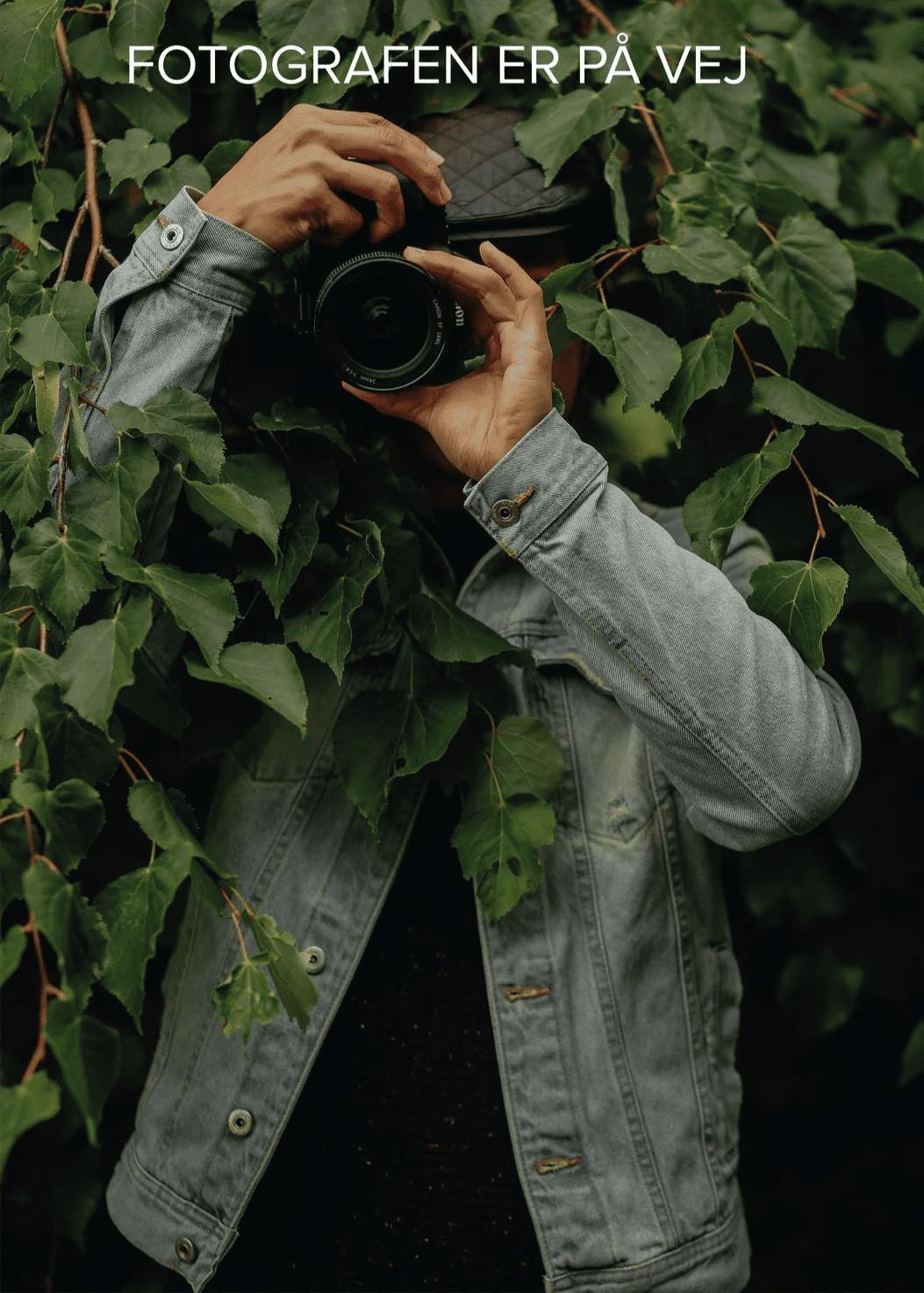 Fotografen Er På Vej, Medarbejderbillede Optimized