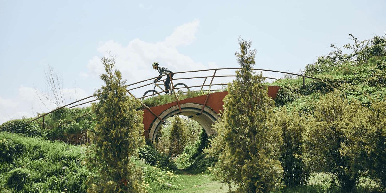 Header, Efterskole, Adventure, Mountainbike