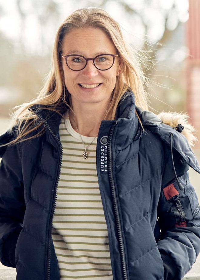 Camilla Juul, Medarbejderbillede, Cropped