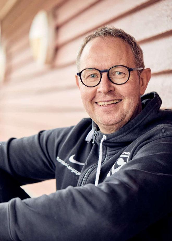 Carsten Langager Jensen, Medarbejderbillede