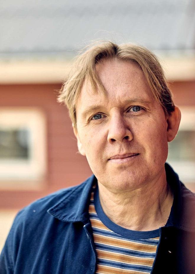 Carsten Lykke Poulsen, Medarbejderbillede, Cropped