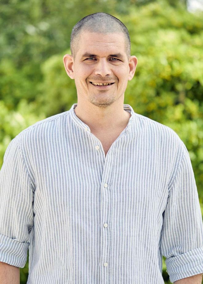 Christian Kjems, Medarbejderbillede, Cropped