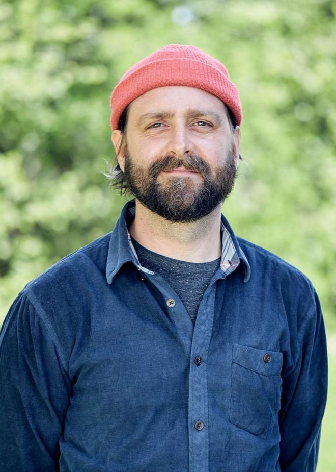Christian Rindorf, Medarbejderbillede, Cropped