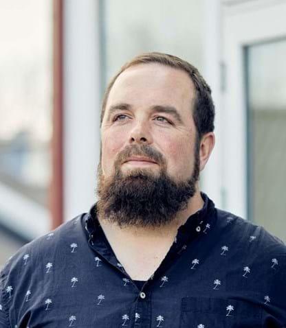 Picture of Christian Shepherd Guldsø Nielsen
