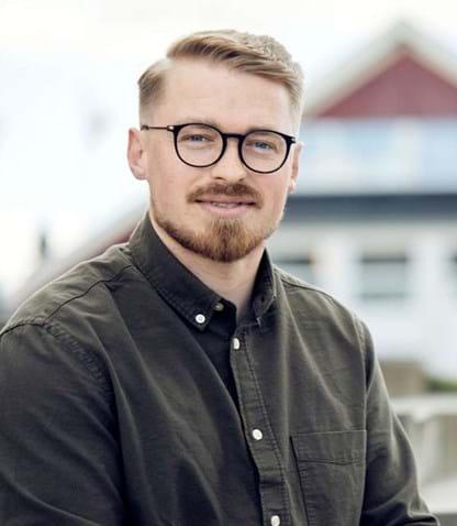 Picture of Christian Trodsøe