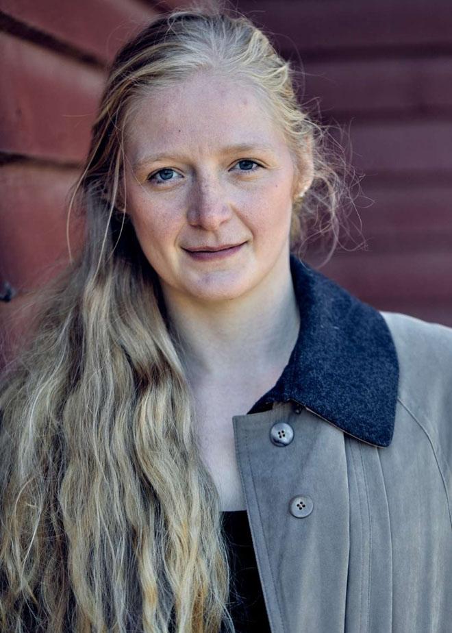Christina Dyekjær, Medarbejderbillede, Cropped