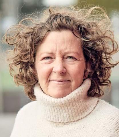 Picture of Dorte Mac Rasmussen