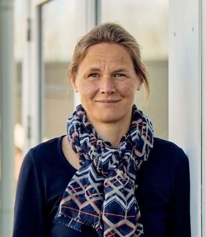 Picture of Eva Nørgaard