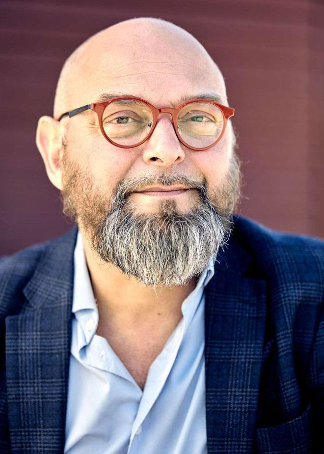 Jasper Gramkow Mortensen, Medarbejderbillede, Cropped