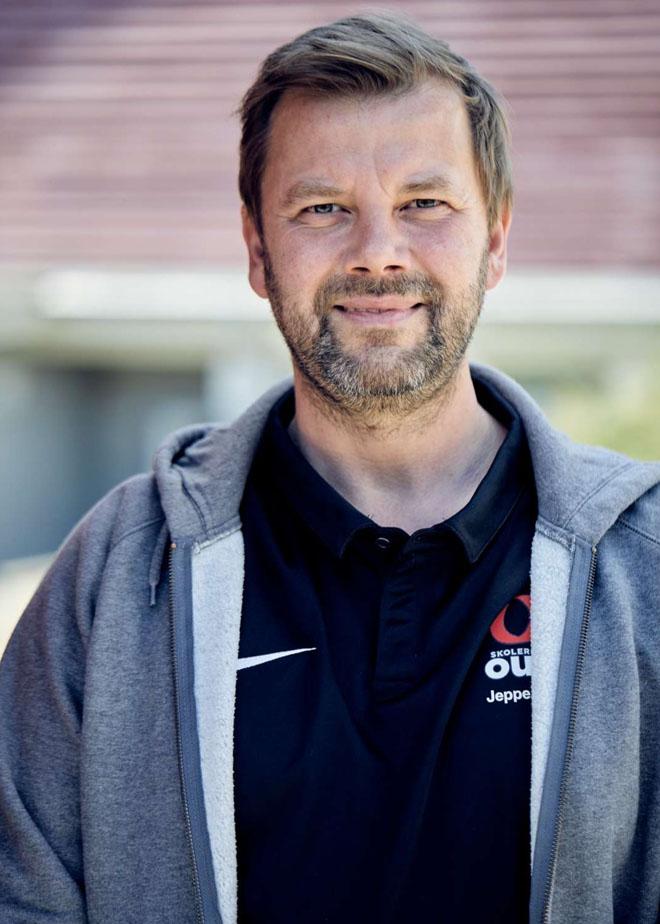 Jeppe Borch, Medarbejderbillede, Cropped