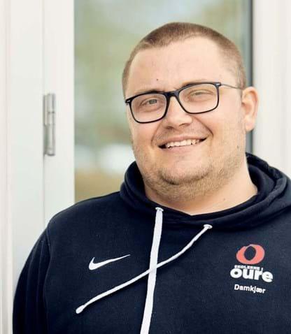 Picture of Jes Damkjær