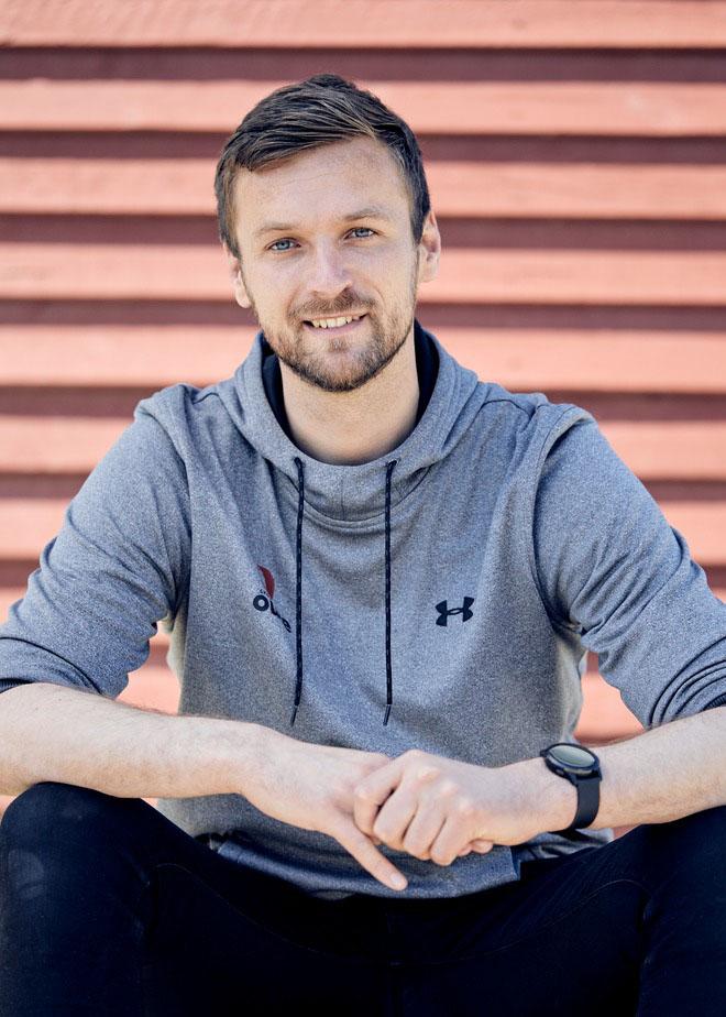 Jesper Andersen, Medarbejderbillede, Cropped