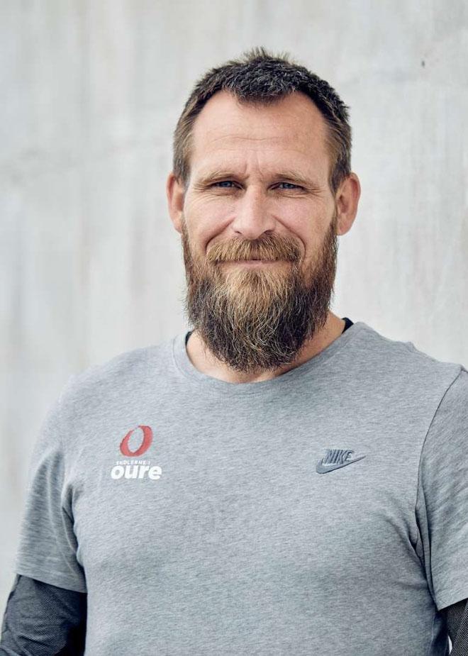 Jesper Christensen, Medarbejderbillede, Cropped