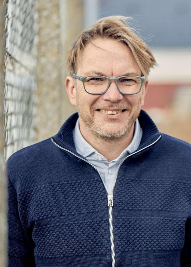 Jesper Henriksen, Medarbejderbillede, Cropped