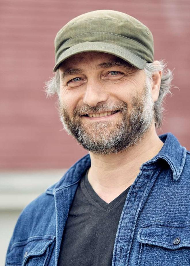 Jesper Mulbjerg Larsen, Medarbejderbillede, Cropped