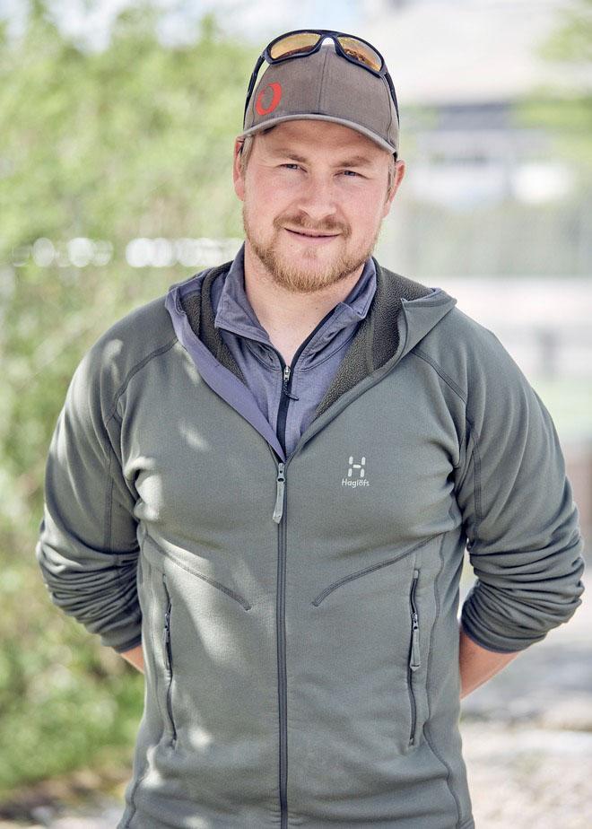Johan Søgaard Hoff, Medarbejderbillede, Cropped