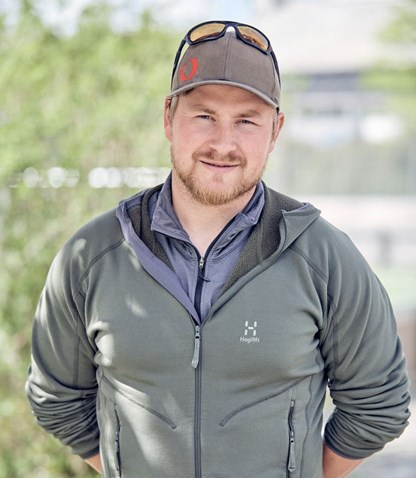 Picture of Johan Søgaard Hoff