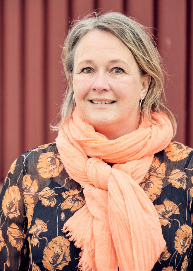 Lisbeth Pogel Jensen, Medarbejderbillede, Cropped