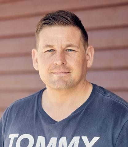 Picture of Martin Juhl Jensen