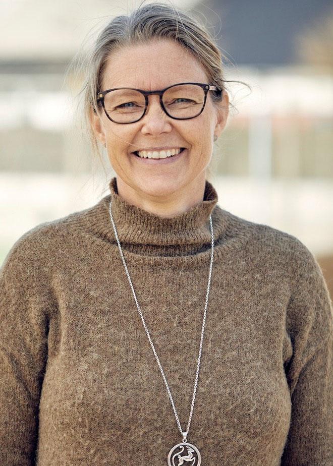 Mette Tørslev, Medarbejderbillede, Cropped