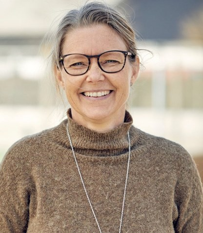 Picture of Mette Tørslev