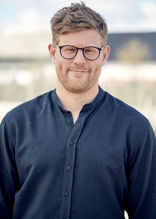 Michael Schmidt Sørensen, Medarbejderbillede, Cropped