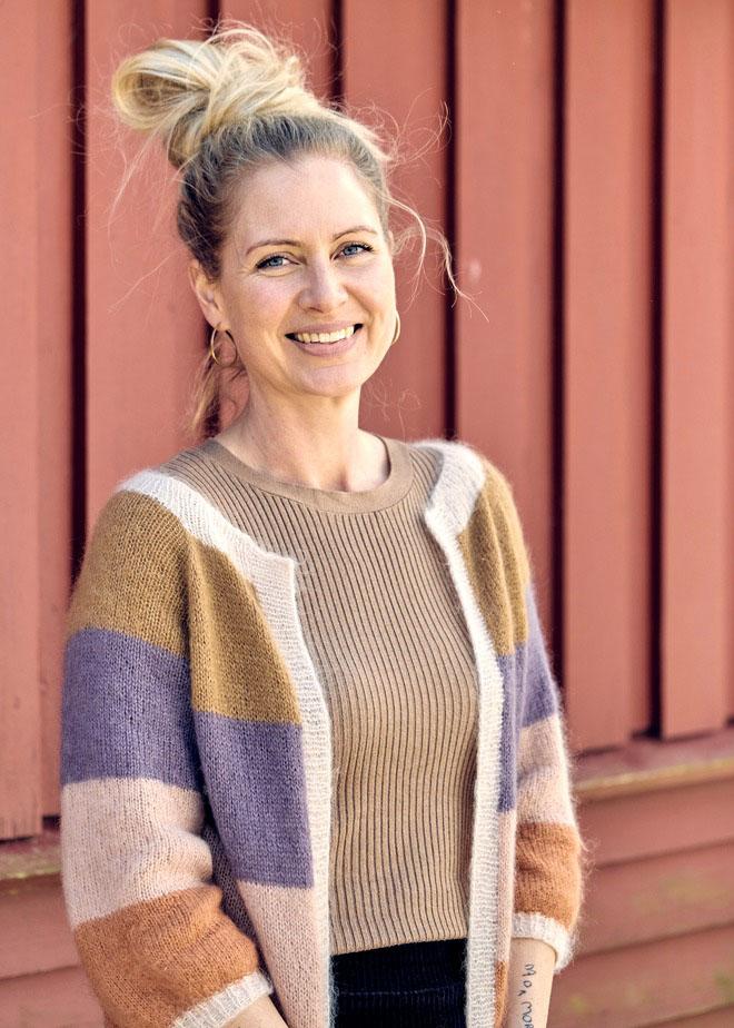 Mie Sibbern Jacobsen, Medarbejderbillede, Cropped