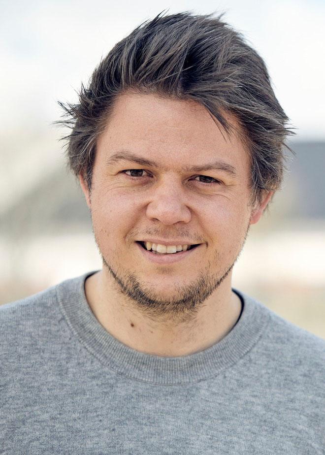 Simon Finsen, Medarbejderbillede, Cropped