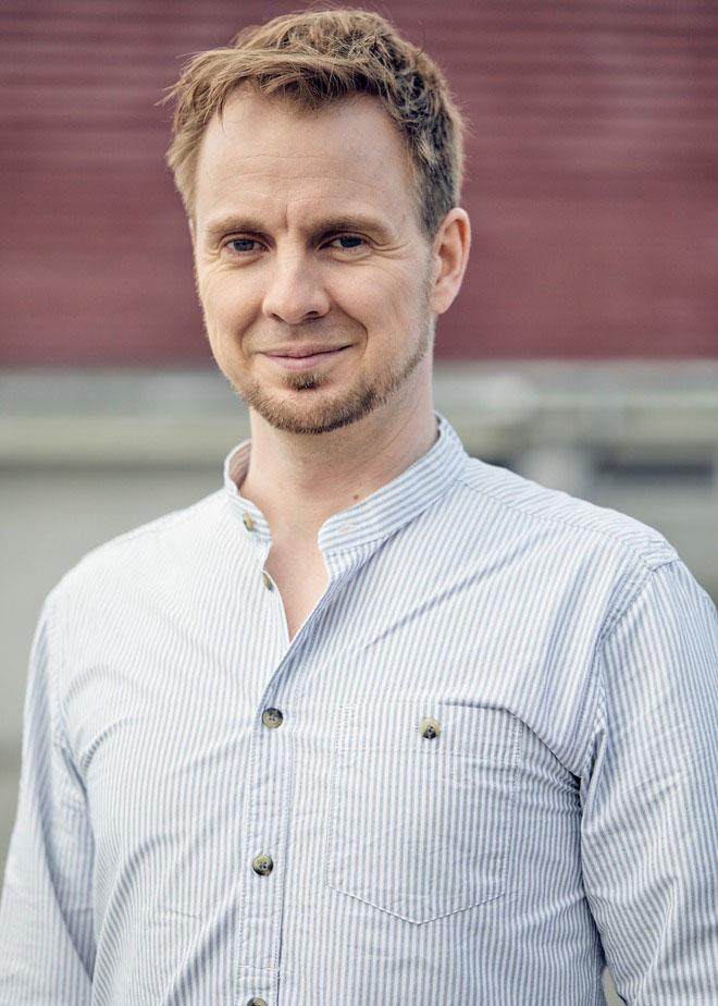 Tammes Scheurer, Medarbejderbillede, Cropped