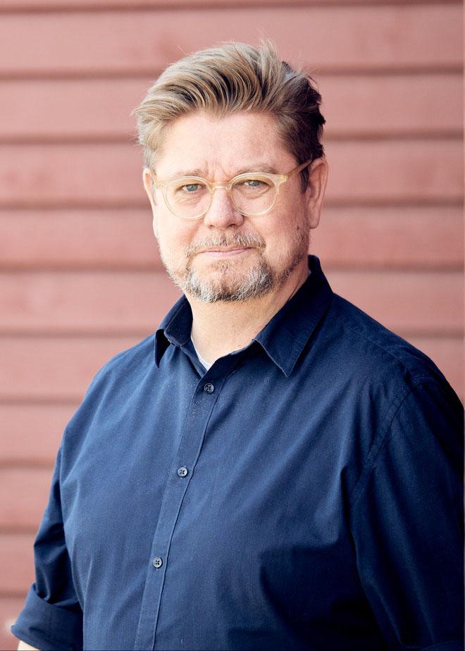 Thomas Bundgaard, Medarbejderbillede, Cropped