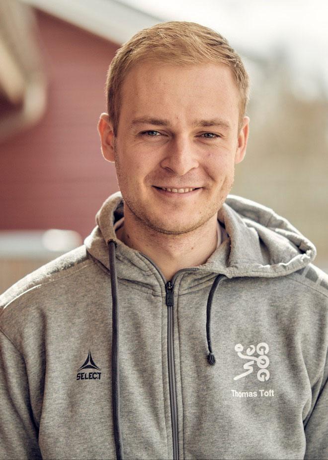 Thomas Toft, Medarbejderbillede, Cropped