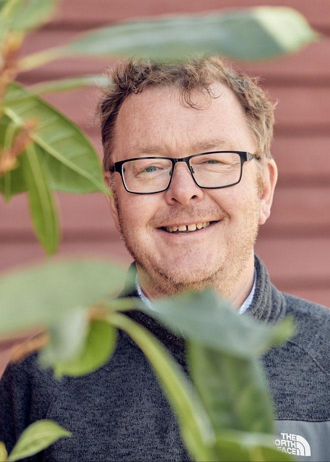Tommy Palludan Magnussen, Medarbejderbillede, Cropped