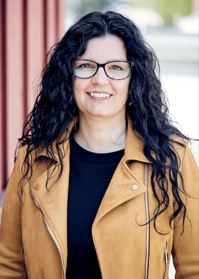 Linda Krogsgaard, Medarbejderbillede, Cropped