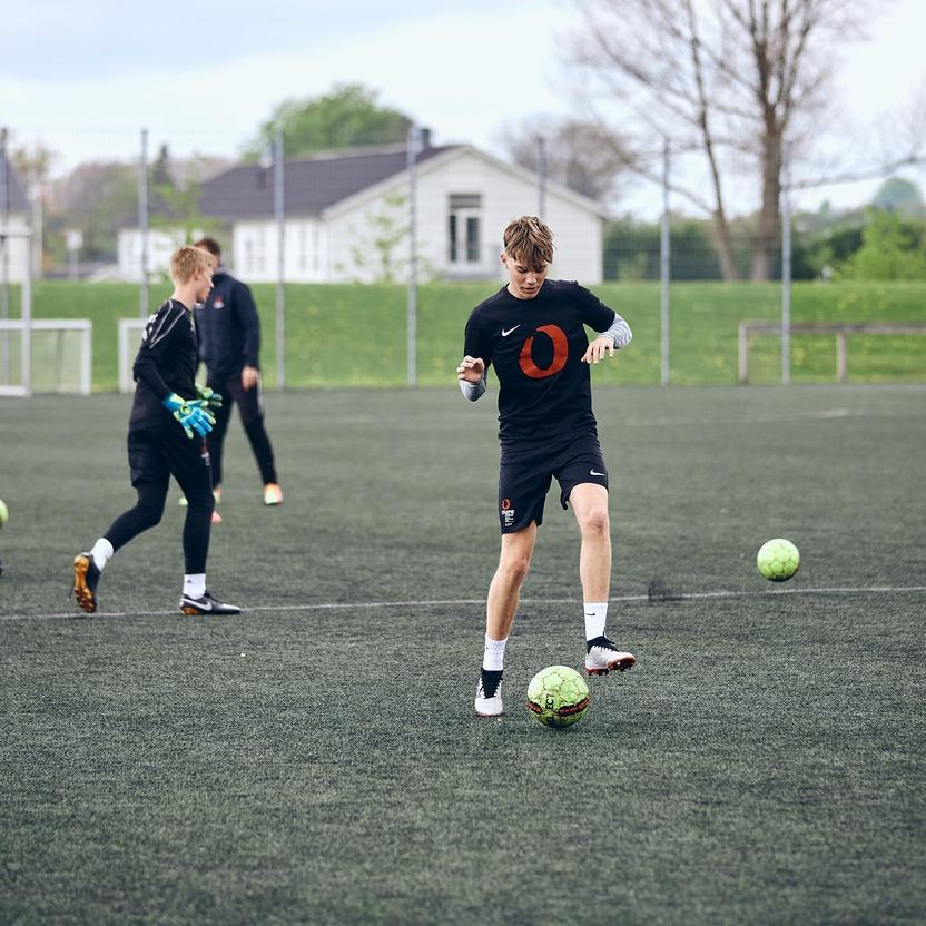 Image Article, Efterskole, Fodbold, Fodbolddrenge