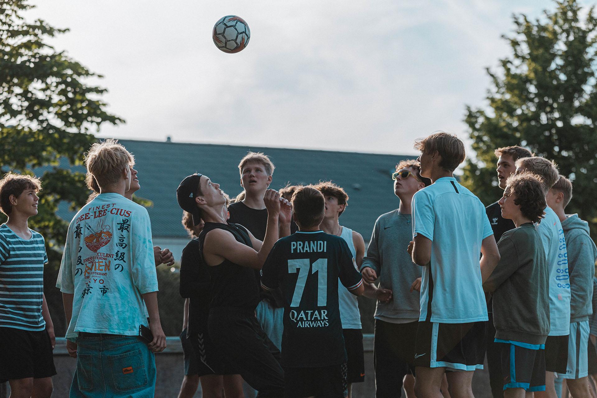Sommerkurser Ouresommer Fodbold 2