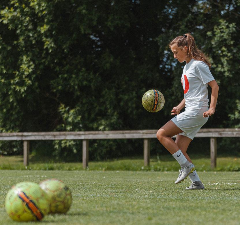 Image Article, Ungdomscamp,210628 Oureefterskole Fodboldpiger 4