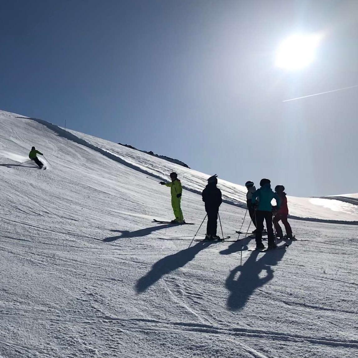 Image Article, Kostgymnasium, Ski
